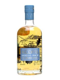 Mackmyra Brukswhisky : Buy Online - The Whisky Exchange - An award winning whisky from Swedens Mackmyra, based on bourbon cask matured spirit with some sherry casks and fresh Swedish oak in the mix. They also blend in a little of their smoky whisky for a...