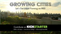The trailer for the upcoming documentary, Growing Cities, a film about two young men's journey across America to learn about urban agriculture and how it is revitalizing cities one animal, vegetable, and chicken at a time.