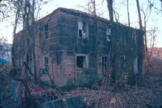Old Burlington Jail, Lawrence County, Ohio