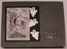 Halloween Card #2 by katie-j - Cards and Paper Crafts at Splitcoaststampers