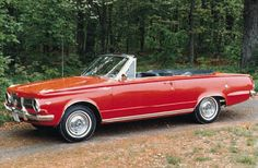 1964 Plymouth Valiant Signet 200.
