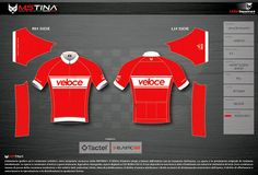 Veloce® short sleeve cycling jersey design activities. http://www.velocecorporate.com