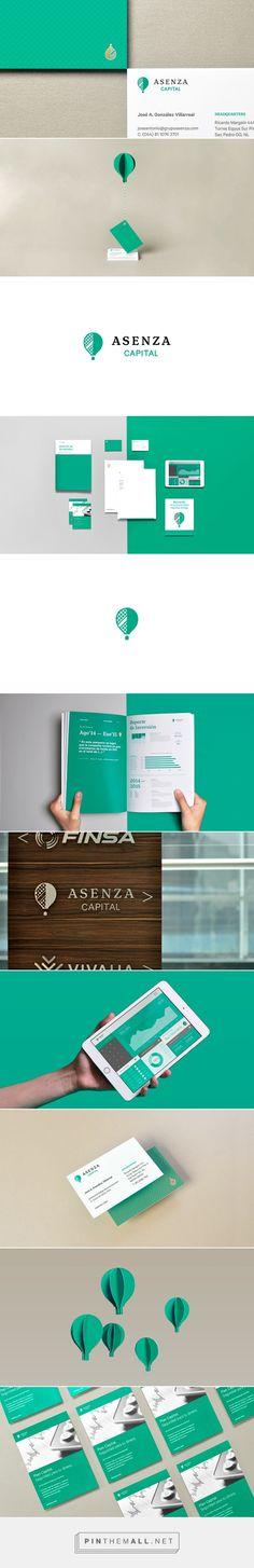 Asenza Capital on Behance - created via https://pinthemall.net