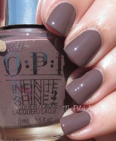 set in stones - OPI Infinite Shine Swatches