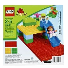 Plaques de construction LEGO DUPLO (4632)idée pour Jacob et Coralie