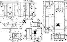 Brick Molding, Metal Working Tools, Concrete Blocks, Bicycle Design, Making Machine, Floor Plans, Flooring, Doors, Cool Ideas