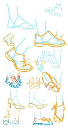 Digital Art Tutorial, Digital Painting Tutorials, Art Tutorials, Anime Drawing Tutorials, Digital Paintings, Abstract Paintings, Figure Drawing Reference, Art Reference Poses, Hand Reference
