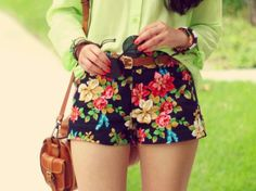 #boyner #boyneronline #floral #fashion #trend #style #shorts #nice #flowers