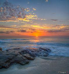 Gilded Sunset  by Jesse Lazaro
