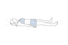 Savasana is considered the most important pose in yoga. This pose allows your body and mind to fully relax and receive all the benefits from the previous poses and breathing exercises. It relieves stress, anxiety and depression, increases productivity and energy levels, and reduces insomnia, headaches and fatigue. http://www.spotebi.com/exercise-guide/savasana/