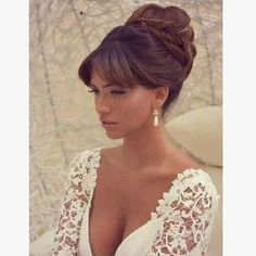 Gorgeous hair updo for your special day!✨
