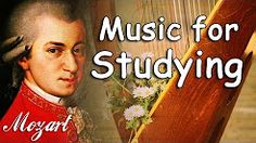 mozart for concentration and studying - YouTube