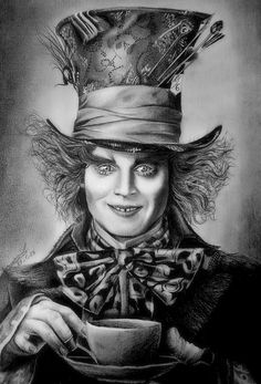 Mad Hatter: by Maggy-P