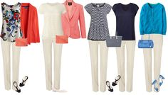 how to create a capsule wardrobe outfits 3