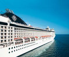 #MSCMusica es un crucero de la clase Musica construido en 2006. Su peso es de 90,000  toneladas y alberga a 3,000 huéspedes y 1,000 tripulantes. Descubrí más en http://www.msccruceros.com.ar/ar_es/Barcos-De-Crucero/MSC-Musica.aspx