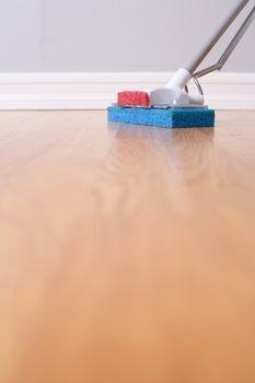 Using Vinegar to Clean Hardwood Floors