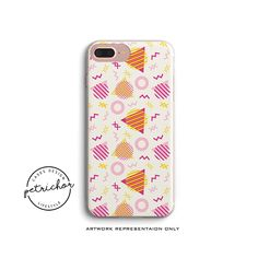 Pink Triangle - Embossed phone cases, iPhone 6 case, iPhone 7 case, iPhone 8 case, iPhone 7/8 plus case, iPhone X case - PETRICHOR CASES#A88 by PetrichorCases on Etsy Pink Phone Cases, Iphone 8 Cases, Iphone 7, Pink Triangle, Ring Stand, Design Case, For Facebook, Phone Holder, 6 Case
