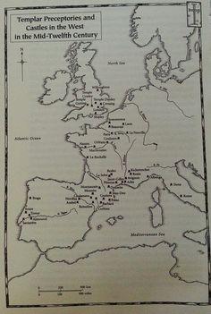 Knights Templar sites - can we incorporate any of these sites into an El Camino de Santiago de Compostela pilgrimage?
