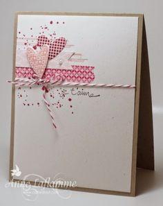 Carte à tout: Une dernière p'tite carte de Saint-Valentin
