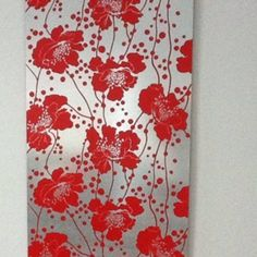Florence Broadhurst Blockmounted Wallpaper Print North Wollongong Wollongong Area image 1