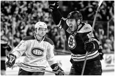 Black and Gold in Black and White - 05/04/2014 - Boston Bruins - Photo Galleries