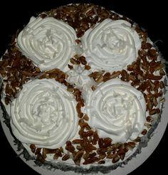 Coco Lopez Suprise Cake