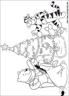 Weihnachten unter Freunden malvorlagen | Coloring pages ...