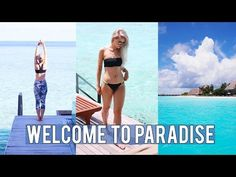 Maldives Paradise | Inthefrow - YouTube