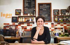 Lupii Café serves up lesson in zero waste