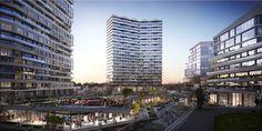 İstanbul'un gelişen bölgesi Basın Ekspres'te 42 bin metrekarelik alanı dönüştüren Cathay Group, Nivo...