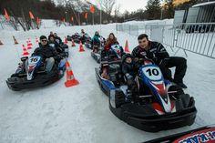 karting ice & snow