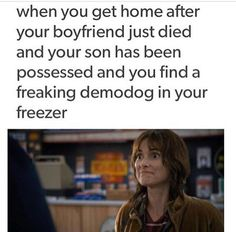 #wattpad #random Just some memes about it and stranger things :)