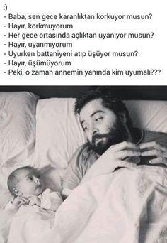 baba ile konusma
