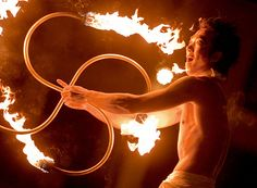 fire poi expo by john curley, via Flickr