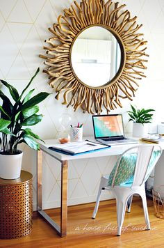 IHeart Organizing: UHeart Organizing: Tips for a Fabulously Productive Workspace