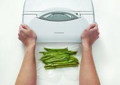 FoodSaver V1040, Macchina sigillatrice per sottovuoto: Amazon.it: Casa e cucina 100 EURO