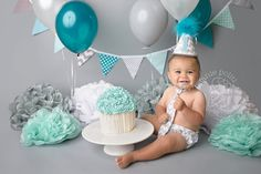 www.stefaniepolitiphotography.com, child photography, children photographer, NJ child photographer, Hunterdon County child photographer, boy, portrait, happy birthday, first birthday, one, one year old, birthday session, cake smash