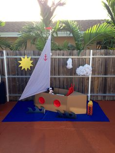 Kids Nautical Photo Booth @Events by Arlene B.