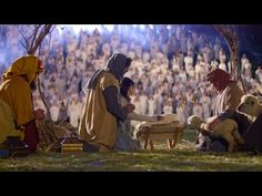 """The Piano Guys, Peter Hollens, & David Archuleta get together to sing """"Angels We Have Heard On High"""" Watch the #sharethegift video. Over A Thousand People Came Together To Break a Record And Bring This Moving #Christmas Hymn To Life - YouTube"""