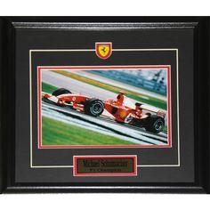 Midway Michael Schumacher F1 8x10-inch Frame