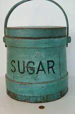 Love the sugar bucket