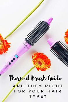 What is a hot air brush and why should you use one? Our comprehensive guide for understanding and effectively using hot air brushes for all hair types. Best Round Brush, Round Hair Brush, Best Hair Brush, Styling Brush, Styling Tools, Brush Type, Brush Kit, How To Curl Your Hair, Diy Hairstyles