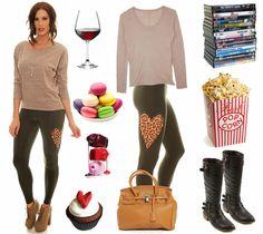 Official Blog of I'm Haute - Imhaute.com: Valentine's Day Outfit Ideas