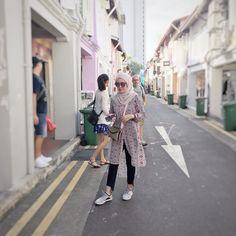 Hijab Traveller Singapore