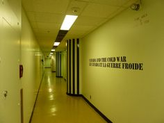The Not So Nightly News: We Visit the Diefenbunker
