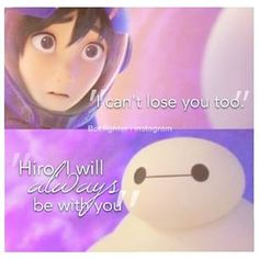 That moment that did even MORE damage to your heart, as currently you are STILL not over Tadashi......