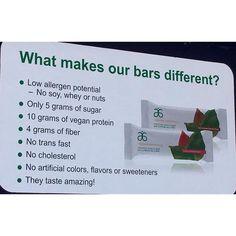'Nuf said #Arbonne #protein #vegan #healthy #nutrition #glutenfree jillkay.arbonne.com