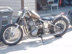 KZ440 bobber