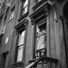 Vivian Maier, NYC, 1953