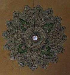 Ceiling Rose, Ceiling Lights, Pendant, Home Decor, Mandalas, Decoration Home, Room Decor, Hang Tags, Pendants